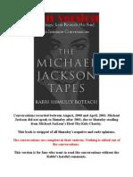Michael Jackson (Tapes Book) - Fan Version.