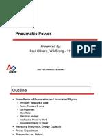 2007CON Pneumatic Power Olivera