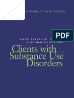 Social Worker in Substance Abuse