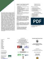 """Corso Di Perfezionamento """"Proprieta' Intellettuale e Brevetti"""" Il Corso"""