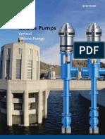 Goulds Vertical Turbine Pump