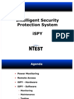 Intrusion Proof System From Ntest