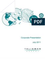2011 07 Corporate Presentation Web Handout