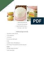 Rainbow Cake Recipe =)