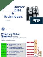 13-Motor Starter Principles & Techniques-REV1.0