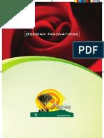 Oserian Innovation Booklet