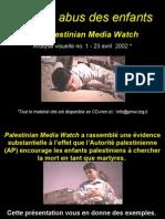 Abus Des Enfants Palestiniens!