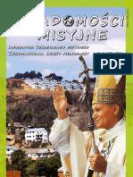Wiadomości Misyjne nr 20 (2/2011)