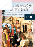 Wiadomości Misyjne nr 21 ( 3/2011)