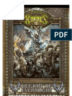 Forces of Hordes - Legion of Ever Blight