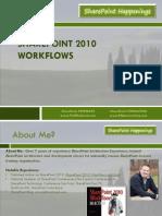 SharePoint 2010 Workflows