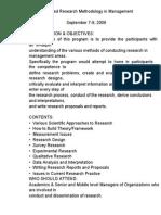 Adv Research Method Logy