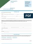 Columbia Common App Form