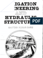 Irriagtion Engineering Amp Hydraulic Structures Santosh Kumar Garg 19 Edition(2)