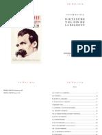 Nietzsche y El Fin de La Religion_Victor Massuh