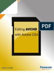 Editing Avchd AdobeCS4