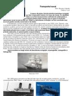 Transportul Naval