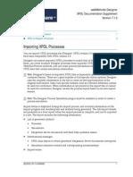 Designer XPDL Documentation Supplement