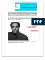 Info Module 21 SAP