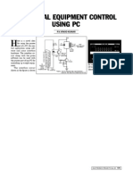 Electrical Equipment Control Using PC(1)