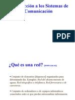 Elementos de Comunicacion de La Red