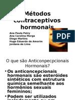 Metodos contraceptivos hormonais[1]
