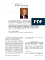 Research on Sustainable Steel Making (Fruehan)