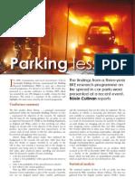 Parking Lessons