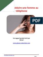 Seduire Au Telephone
