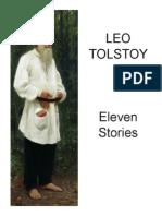 Tolstoy Short Stories