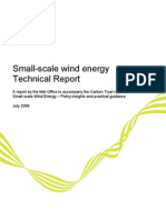 Best Et Al._small-Scale Wind Energy Technical Report_2008