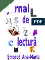 Jurnal de Lectura Clasa a VII-A