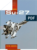 Su-27 Famous Russian Aircraft