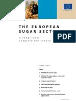 EU Report on Sugar Sector Reform (2006)