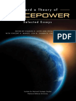 Toward a Theory of Space Power