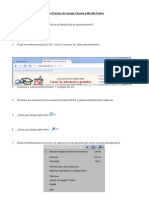 Trabajo Práctico de Google Chrome y  Mozilla Firefox 1ero. polim.