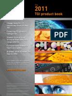 GlobalTGI_Productbook_2011