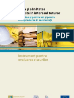 Risk Assessment Tool 2007 RO