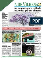 Folha de Vilhena - Edição Online 22 a 28 de Julho de 2011