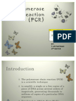 Polymerase Chain Reaction TJey