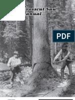 Crosscut Saw Manual