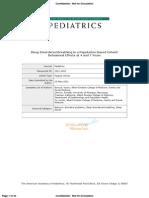 Pediatrics 2011 Sleep Disordered Breathing