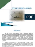 Instrumento de Bobina Móvil