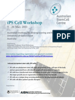 Stem Cell 9-20th May