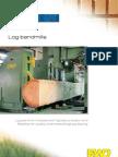 Log Bandmills Gb