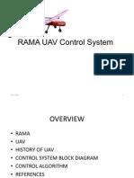 RAMA UAV Control System