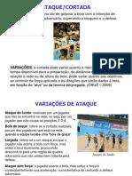 Voleibol Ataque