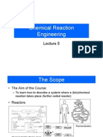 Chemical Reaction Engineering5_2009