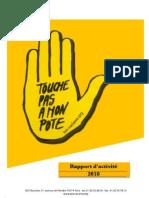 Rapport Activites 2010