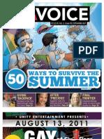 The Georgia Voice - 7/22/11 Vol. 2, Issue 10